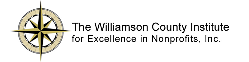 Official logo of WIlliamson County Institute for Excellence